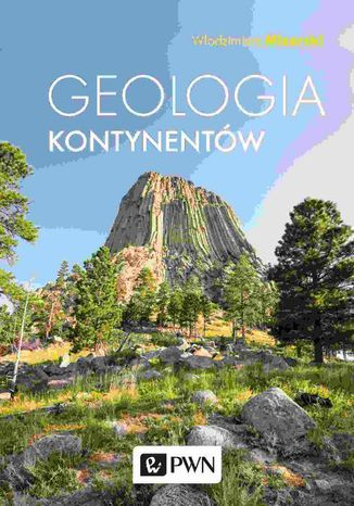 Okładka książki Geologia kontynentów