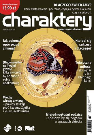 Okładka książki Charaktery 2/2021