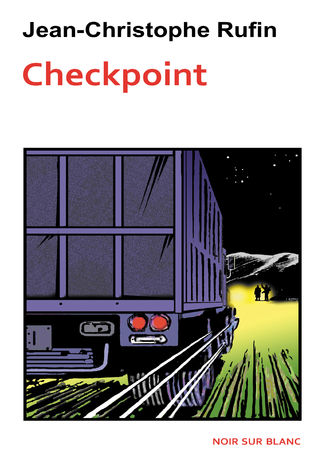 Okładka książki Checkpoint