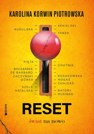 Okładka książki Reset. Świat od nowa