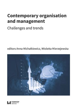 Okładka książki/ebooka Contemporary organisation and management. Challenges and trends