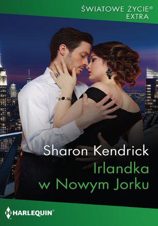 Okładka książki Irlandka w Nowym Jorku