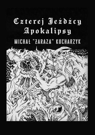 Okładka książki Czterej Jeźdźcy Apokalipsy