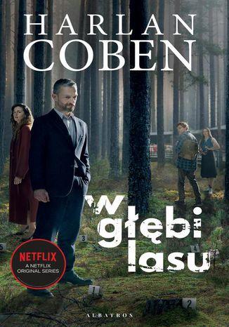 Okładka książki W głębi lasu