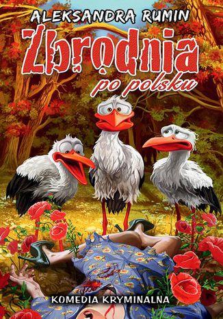 Okładka książki Zbrodnia po polsku