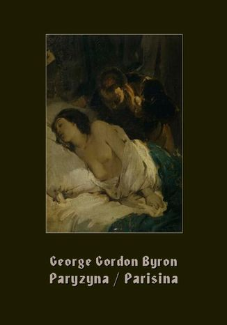 Okładka książki Paryzyna. Parisina
