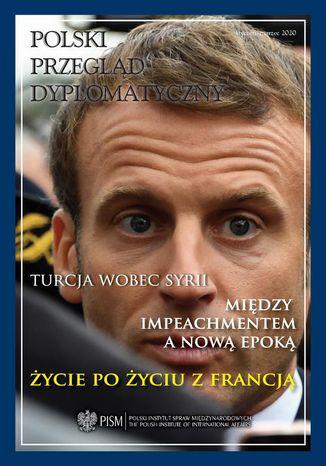 Okładka książki Polski Przegląd Dyplomatyczny 1/2020