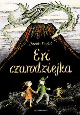 Okładka książki Eri czarodziejka