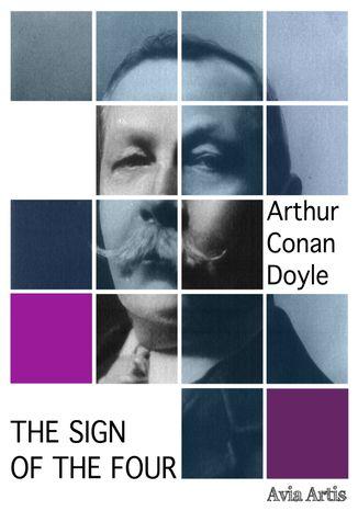 Okładka książki The Sign of the Four