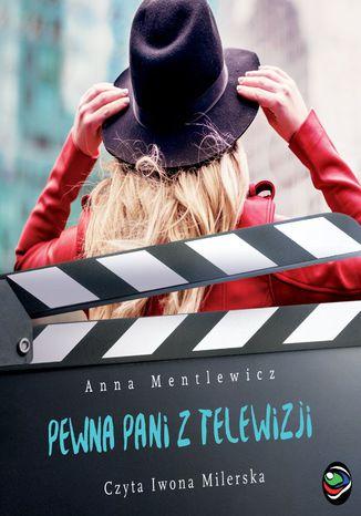 Okładka książki/ebooka Pewna pani z telewizji