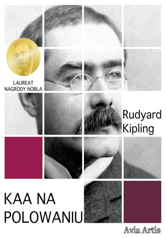 Okładka książki Kaa na polowaniu