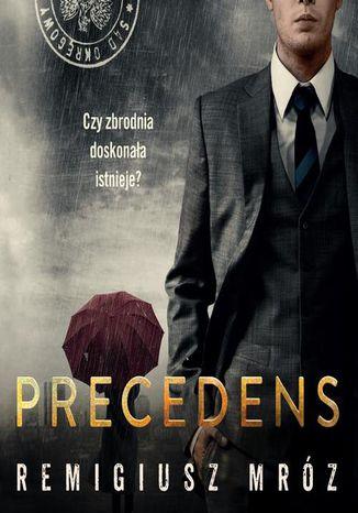 Okładka książki Precedens. Joanna Chyłka. Tom 12