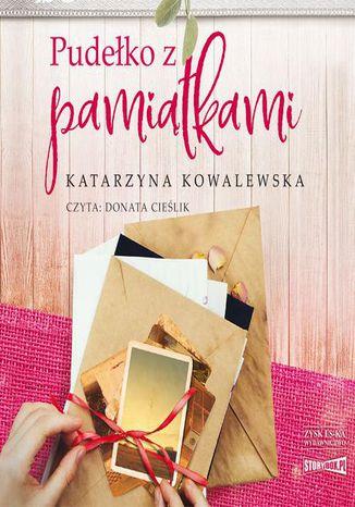 Okładka książki/ebooka Pudełko z pamiątkami