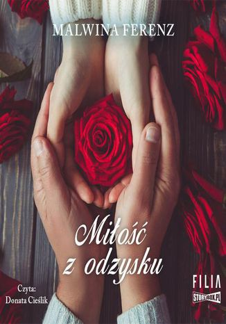 Okładka książki/ebooka Miłość z odzysku
