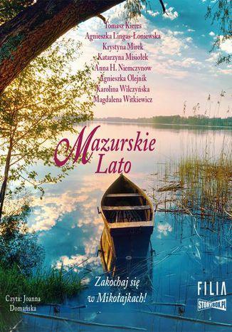 Okładka książki/ebooka Mazurskie Lato