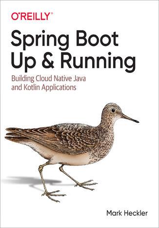 Okładka książki/ebooka Spring Boot: Up and Running