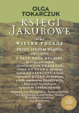 Okładka książki Księgi Jakubowe