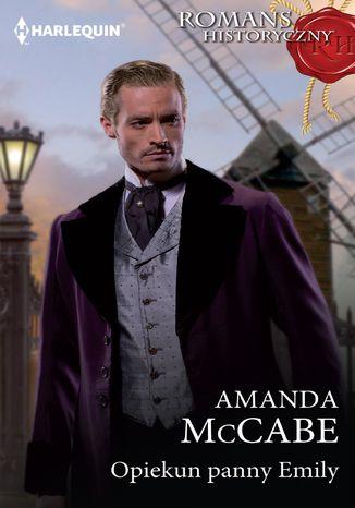 Okładka książki/ebooka Opiekun panny Emily