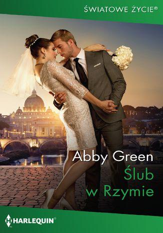 Okładka książki/ebooka Ślub w Rzymie