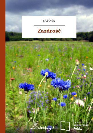 Okładka książki/ebooka Zazdrość