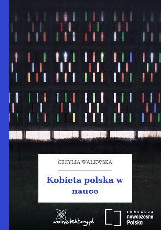 Okładka książki Kobieta polska w nauce