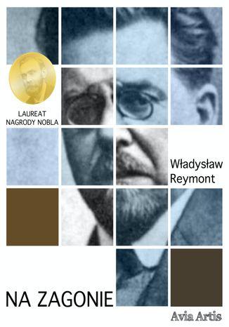 Okładka książki/ebooka Na zagonie