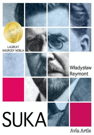 Okładka książki Suka