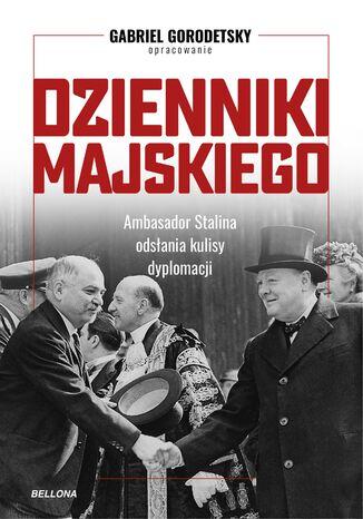 Okładka książki/ebooka Dzienniki Majskiego