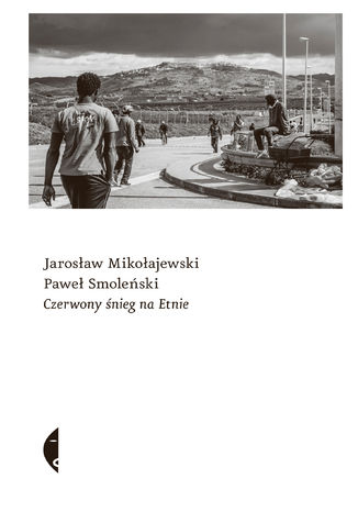 Okładka książki/ebooka Czerwony śnieg na Etnie
