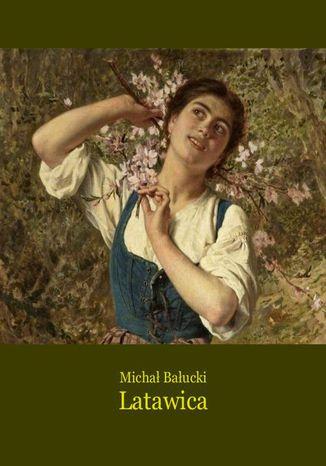 Okładka książki Latawica