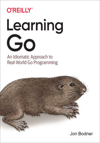 Okładka książki/ebooka Learning Go