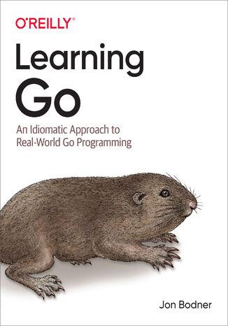 Okładka książki Learning Go