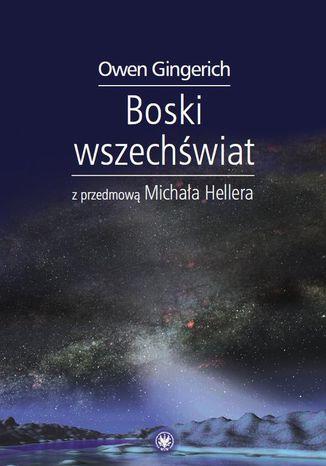 Okładka książki Boski wszechświat