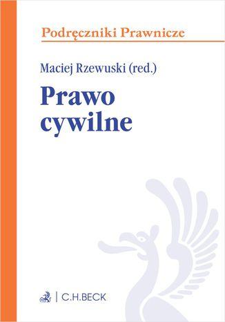 Okładka książki Prawo cywilne