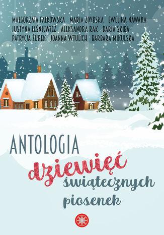 Okładka książki/ebooka Dziewięć świątecznych piosenek