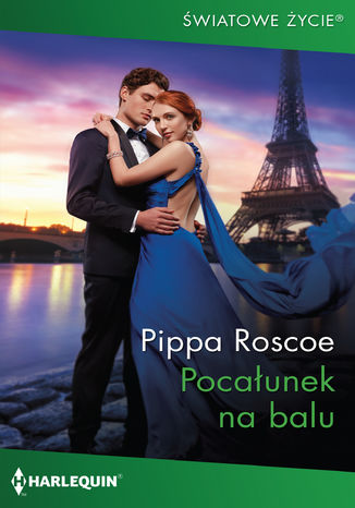 Okładka książki/ebooka Pocałunek na balu