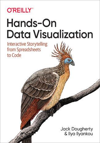 Okładka książki Hands-On Data Visualization