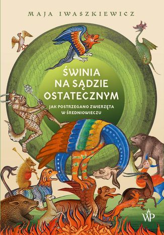 Okładka książki Świnia na sądzie ostatecznym
