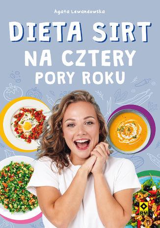 Okładka książki Dieta SIRT na cztery pory roku