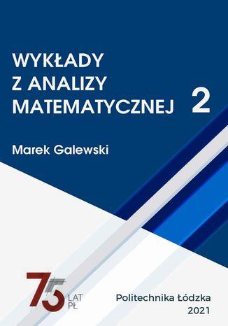 Okładka książki/ebooka Wykłady z analizy matematycznej 2