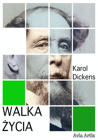 Okładka książki Walka życia