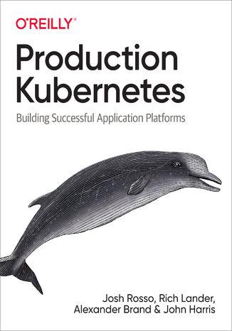 Okładka książki Production Kubernetes