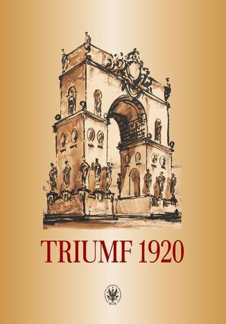 Okładka książki/ebooka Triumf 1920