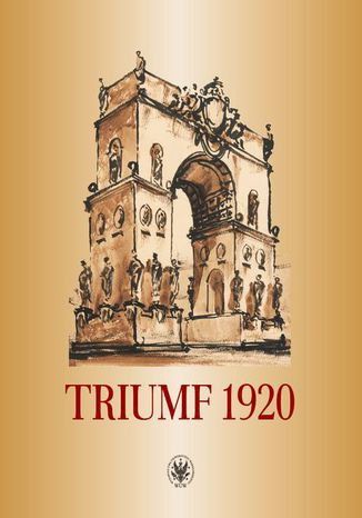 Okładka książki Triumf 1920