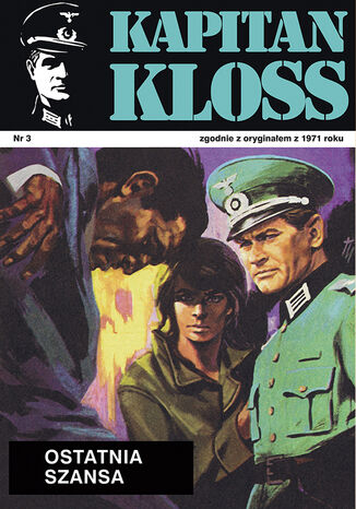 Okładka książki Kapitan Kloss. Ostatnia szansa (t.3)