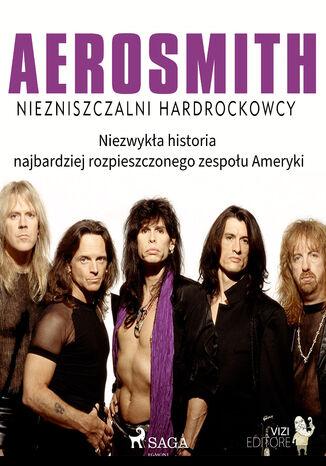 Okładka książki Aerosmith