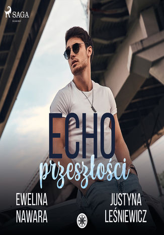 Okładka książki Echo Przeszłości