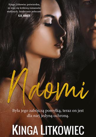 Okładka książki Naomi