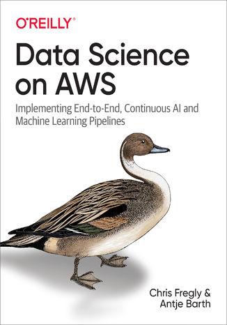 Okładka książki/ebooka Data Science on AWS