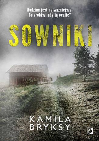 Okładka książki Sowniki